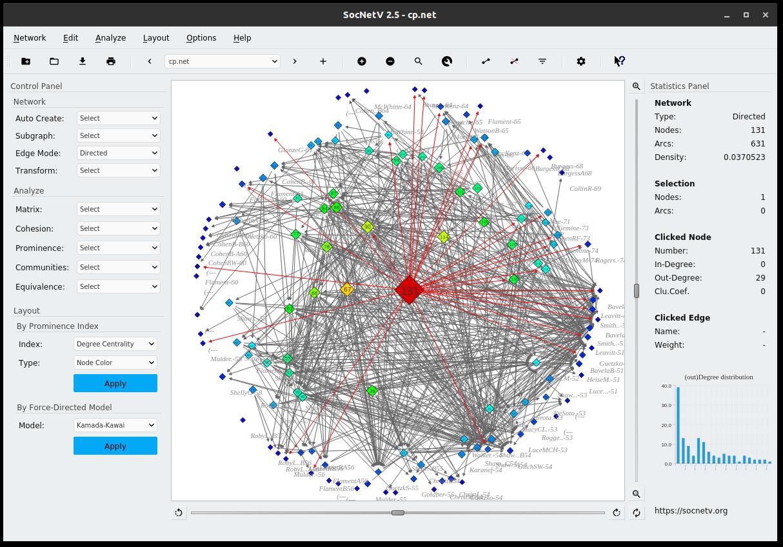 SocNetV v2.5 has been released! – dimitris kalamaras ddc538e22c1