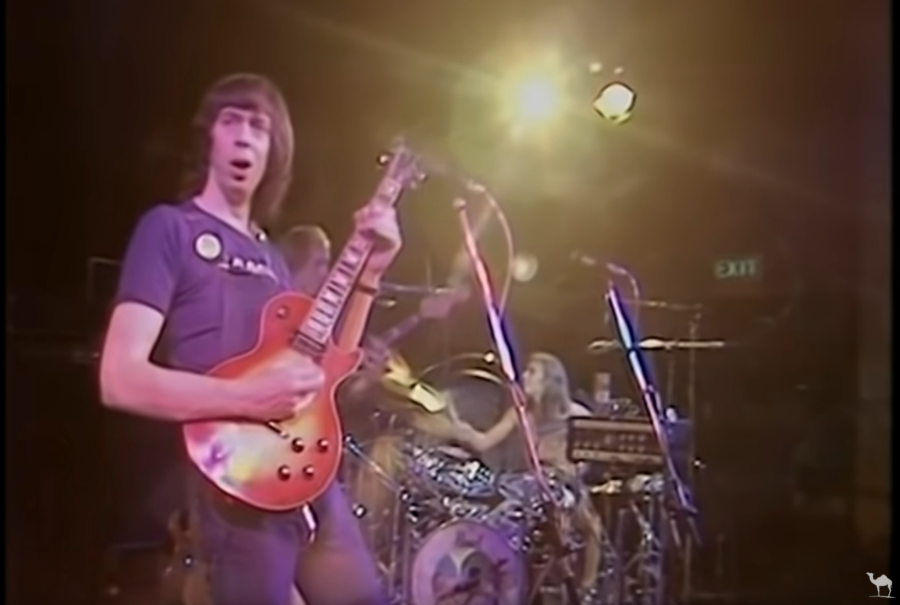 Camel LIVE - From the live DVD Moondances - Camel Live 1976-1977